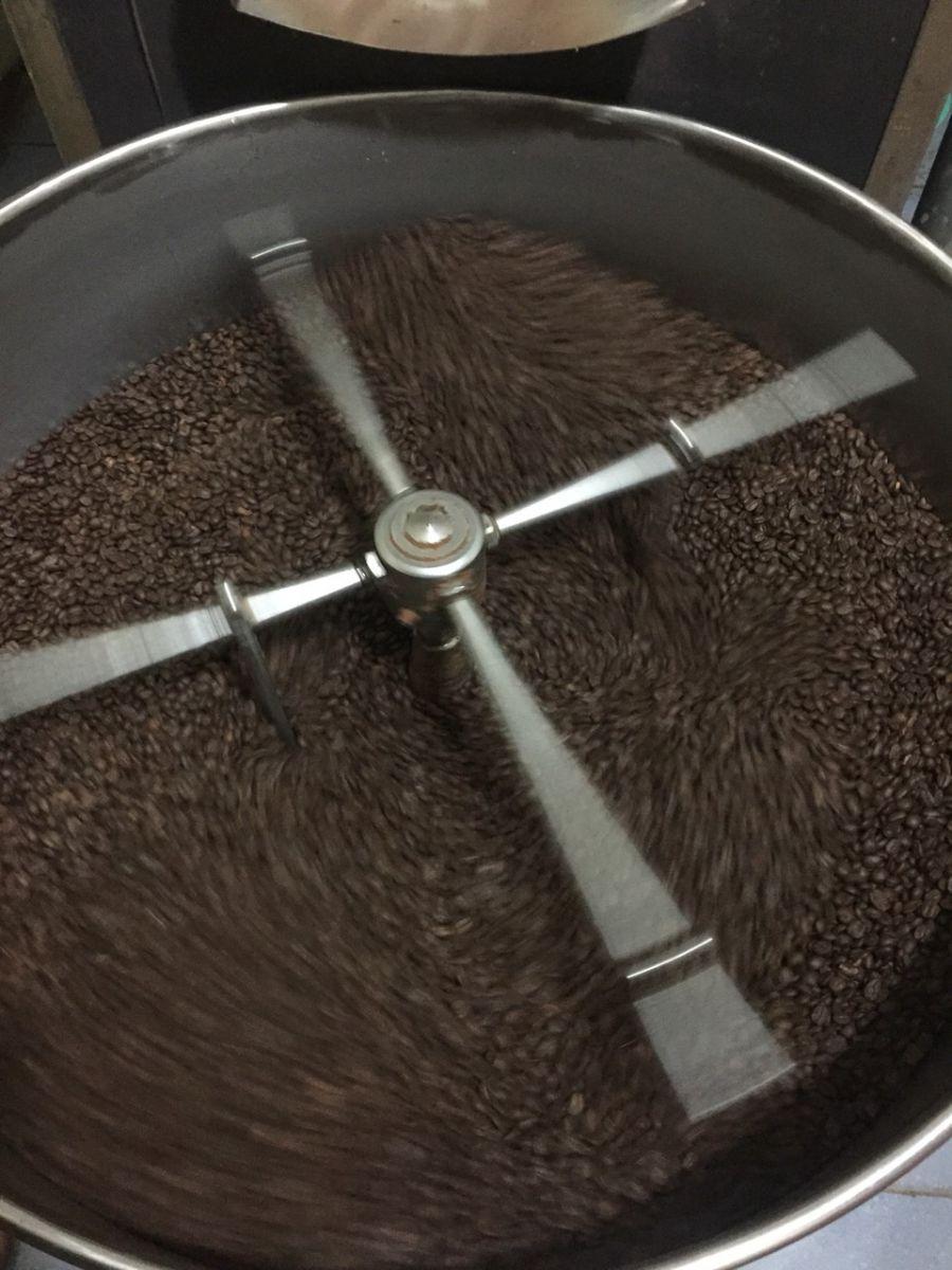 cafe rang xay nguyên chất bình dương